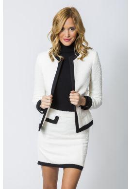Jacket Vesper Off White