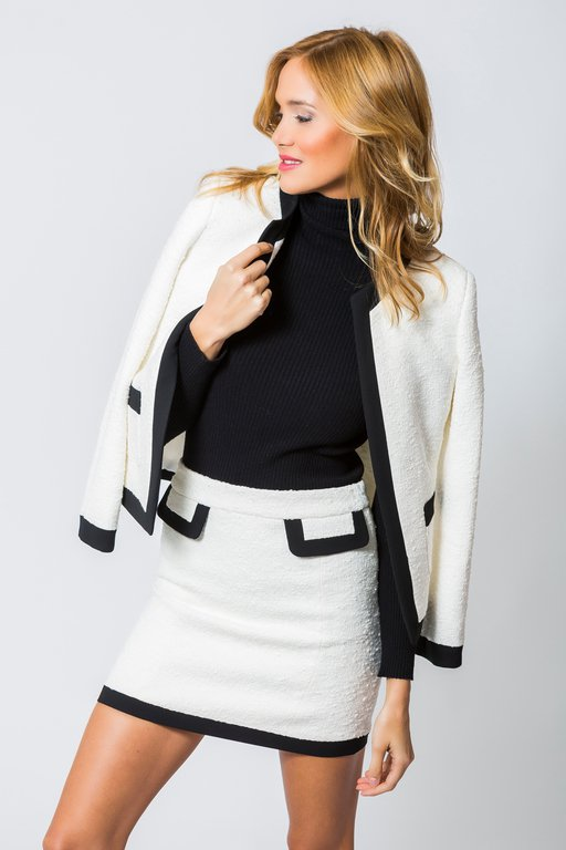 Skirt Rire  Off White