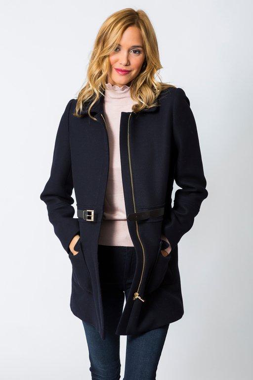 Coat Myriam  Navy