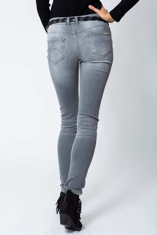 Jeans Louna  Grey