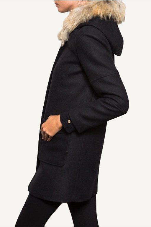 Coat Molly black