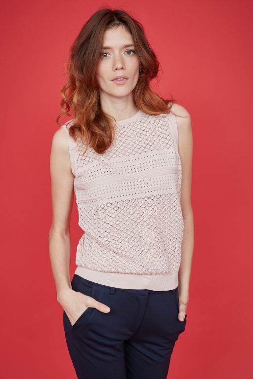 Pull Acapulco  Poudre